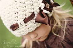 CROCHET PATTERN Cluster Stitch Hat (5 sizes included from newborn-adult) Instant Download on Etsy, $4.99
