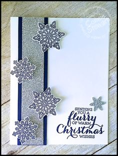 Stampin' Gals Gone Wild Weekend Challenge for November 4, 2016 - check it out at www.SimplySimpleStamping.com