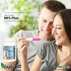 For all our male friends here's a shout to you! MFS Plus improves sperm count, motility, morphology and overall wellbeing of your fertility functions