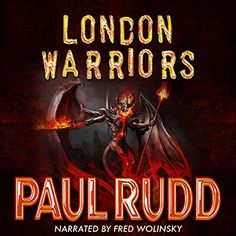 Amazon.com: London Warriors (Audible Audio Edition): Paul Rudd, Fred Wolinsky, Thorstruck Press: Books