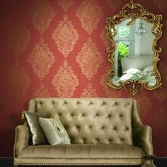 #WallPaper that make other furniture to stand out & enhances look of ur home, rooms.