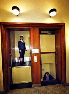 The Paternoster Elevator