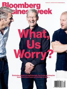 #Bloomberg #Apple #Iphone5s What, Us Worry?