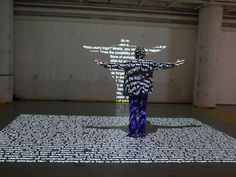 Typography Installation