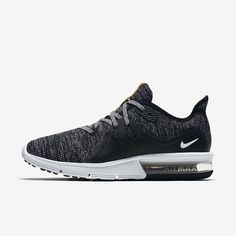 the best attitude ae7c0 fabd6 Nike Air Max Sequent 3 Women s Running Shoe Black Running Shoes, Sneaker  Release, Nike