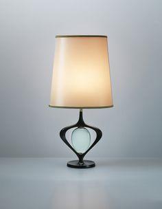 max ingrand / lampada da tavolo per fontana arte