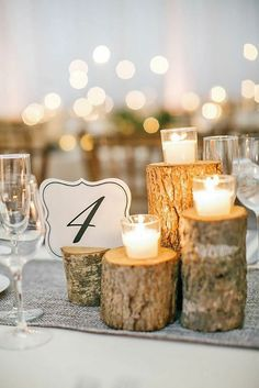 24 Charming Winter Wedding Decorations ❤ Plaid and evergreen accents, cotton bolls, cranberries and pinecones everywhere all these winter wedding decorations will make your big day fabulous! See more: http://www.weddingforward.com/winter-wedding-decorations/ #weddings #decorations