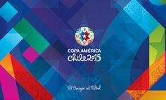 Branding Copa America 2015