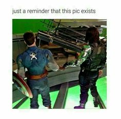 Oh my god, is that actually Chris and Seb?