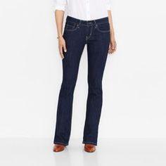 518 Boot Cut Jeans
