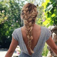Preparate  con peinados espectaculares para estas vacaciones!!!! #mujer #moda #estilo