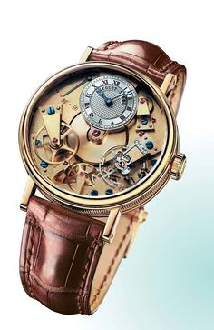 7 Milestone Breguet Watches, From 1801 to Today | WatchTime - USA's No.1 Watch Magazine (2005: The Tradition 7027)