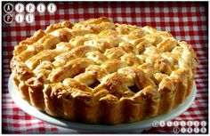 Valeska's Diner: Apple Pie