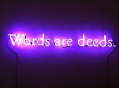 JOSEPH KOSUTH http://www.widewalls.ch/artist/joseph-kosuth/ #conceptual #art #installation