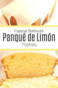 Sweets Recipes, Desserts, Starbucks, Happy Foods, Pound Cake, Deli, I Foods, Cake Pops, Vanilla Cake