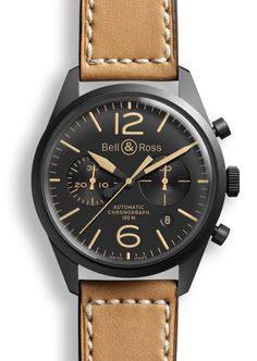 I don't want this watch. I NEED this watch.   E-boutique - BR 126 HERITAGE - Bell & Ross Official Site