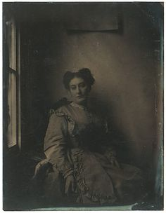 [Woman in an Interior]