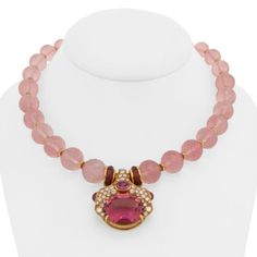 bvlgari tourmaline diamond u0026 sapphire necklace