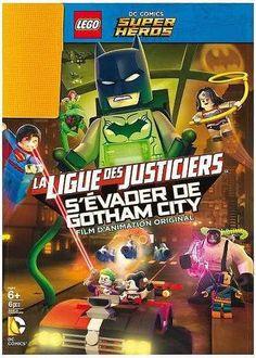 La Ligue des Justiciers - S'évader de Gotham City streaming - http://streaming-series-films.com/ligue-justiciers-sevader-de-gotham-city-streaming/