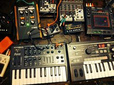 Why not visit justastudio if you like into electronic music? http://www.justastudio.net