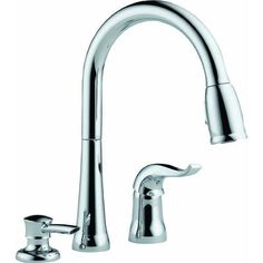 Delta Faucet Company recommends using a professional plumber for all installation and repair. Description from walmart.com. I searched for this on bing.com/images