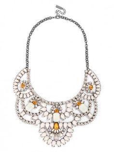 Dalloway Bib Necklace | BaubleBar