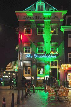 The Grasshopper, Amsterdam, Netherlands