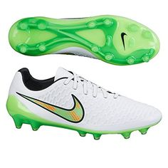 18c7e299730d Magista OPUS FG 649230-130 WHITE BLACK TOTAL ORANGE POISON GREEN -- See  this great product. (This is an affiliate link)  NikeShoes