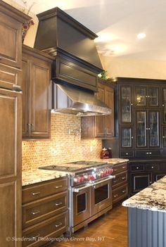 Spectacular Details in This Open Concept Home with a Mediteranian Flair! mediterranean kitchen