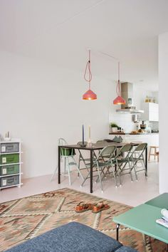 The home of a Dutch design duo