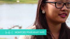 Ear-O-Smart fitness tracker & Heart Rate Monitor