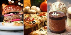 Armazém do Chef: Tipos de fotografia de alimentos