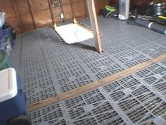 Image detail for -How to Install Attic Flooring : How-To : DIY Network