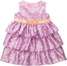 Amazon.com: Carter's Dress Set - Polka Dots-6 Months: Clothing