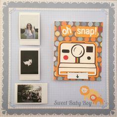 Κάρτα polaroid με φωτογραφία Polaroid card with photo Polaroid, Baby Boy, Boys, Frame, Cards, Home Decor, Baby Boys, Picture Frame, Decoration Home