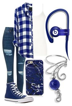"""""""Untitled #180"""" by crystal0248 ❤ liked on Polyvore featuring Marc Jacobs, Bling Jewelry, Topshop, Converse, Oasis, Rails and Beats by Dr. Dre"""