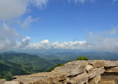 Blue Ridge Parkway Mountains, Craggy Gardens