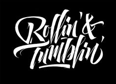 Calligraphy & lettering on Behance