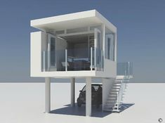 Image detail for - modern-small-house-plan-new-home-designs-modern-small-homes-designs ...