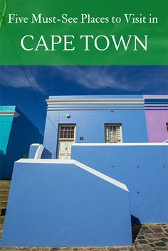 A list of my favourite places to visit in Cape Town - useful for travellers with just a few days to spend in South Africa's Mother City. African Vacation, Road Trip, Namibia, Le Cap, Les Continents, Cape Town South Africa, Maui Hawaii, Africa Travel, Bora Bora