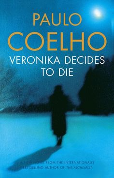 "VERONIKA DECIDES TO DIE by Paulo Coelho (general fiction) -- This wonderfully moving book tells the story of a woman whose perspective on life is drastically changed by her time spent living in a psychiatric ward after her suicide attempt. From her fellow ""lunatics,"" Veronika learns that you have to live life on your own terms and do what makes you happy, even if society tells you you're crazy."