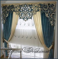 Love this window treatment, gorg!!!