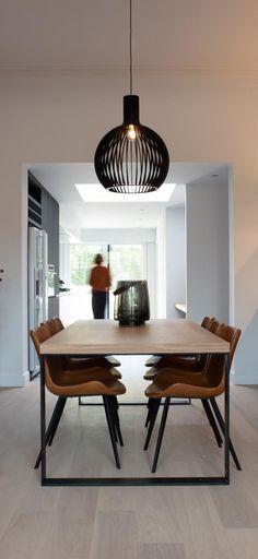 Kitchen Room Design, Luxury Dining Room, Apartment Renovation, Open Plan Living, Home Decor Styles, Interior Inspiration, Furniture Design, Room Decor, House Design