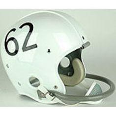 Nebraska Cornhuskers 1962 to 1965 Full Size Throwback Helmet