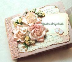 Baby Photo Album Grandma Brag Book  Toilet Paper by ScrapsofLuv, $27.50