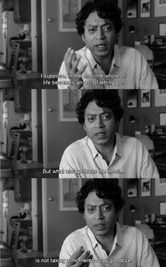Life of Pi. best quote of the movie