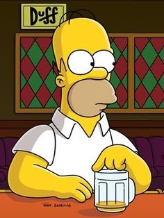 Homer J. Simpson (The Simpsons) #HomerSimpson