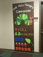 Very Hungry Caterpillar Nursery Decor . Very Hungry Caterpillar Nursery Decor . Very Hungry Caterpillar First Birthday Party Ideas with Caterpillar Bulletin Board, Hungry Caterpillar Classroom, Caterpillar Preschool, The Very Hungry Caterpillar Activities, Caterpillar Art, Preschool Classroom Decor, Classroom Door, Classroom Themes, Preschool Bulletin