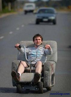 Funny Alternative Transportation in the World