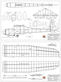 Slingsby Tutor meter span Balsa and Plywood Glider Building Plan with Patterns TMRC Tom Martin Radio Control Plywood Boat Plans, Wooden Boat Plans, Rc Plane Plans, Stem Classes, Model Maker, Boat Building Plans, Diy Boat, Aircraft Design, Model Airplanes